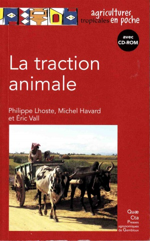 La traction animal